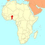 Benina koe Afrika (Porto Novo)
