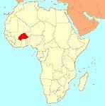 Burkina koe Afrika (Ouagadougou)