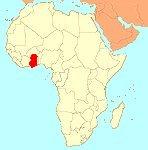 Ghana koe Afrika (Accra)