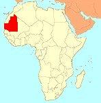 Muritania koe Afrika (Nouakchott)