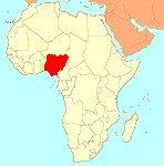 Nigeria koe Afrika (Abuja)