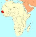 Senegala koe Afrika (Dakar)