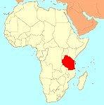 Tanzania koe Afrika (Dodoma)