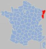 Alsace gola koe Franca