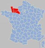 Basse-Normandie gola koe Franca