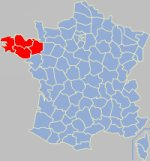 Bretagne gola koe Franca