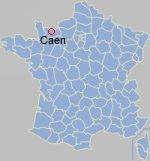 Caen rea koe Franca