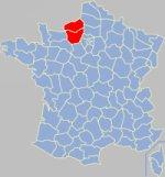 Haute-Normandie gola koe Franca