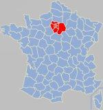 �le-de-France gola koe Franca