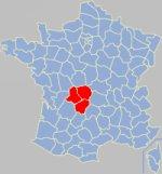 Limousin gola koe Franca