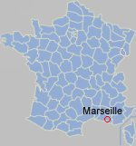 Marseille rea koe Franca