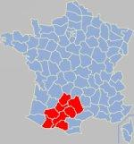 Midi-Pyr�n�es gola koe Franca