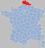 Nord - Pas-de-Calais gola koe Franca