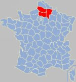 Picardie gola koe Franca