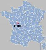Poitiers widava koe Franca