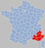Provence-Alpes-C�te-d'Azur gola koe Franca