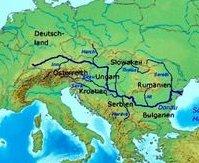 Donau bost koe Europa