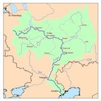 Volga bost koe Europa