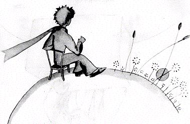 Le Petit Prince, zovdaks ke Antoine de Saint-Exup�ry