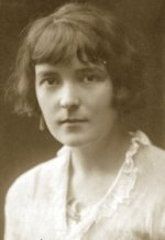 Katherine Mansfield ba 1914 (1888-1923)