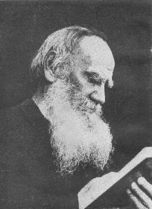 Lev Tolstoy (1828-1910)